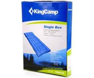 MATERAC GUMOWY 1-OSOBOWY BOX KING CAMP