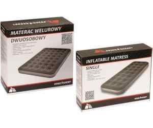MATERAC WELUROWY METEOR Double