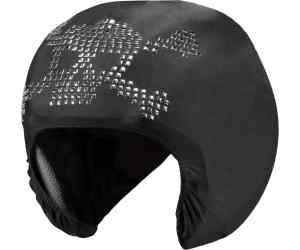 HELMET COVER BLACK STUDS