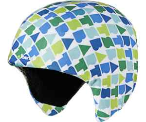 HELMET COVER PRINT GREEN