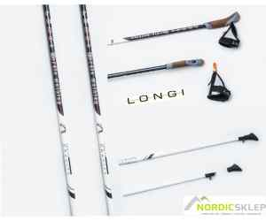 Kije nordic walking Longi Gravity