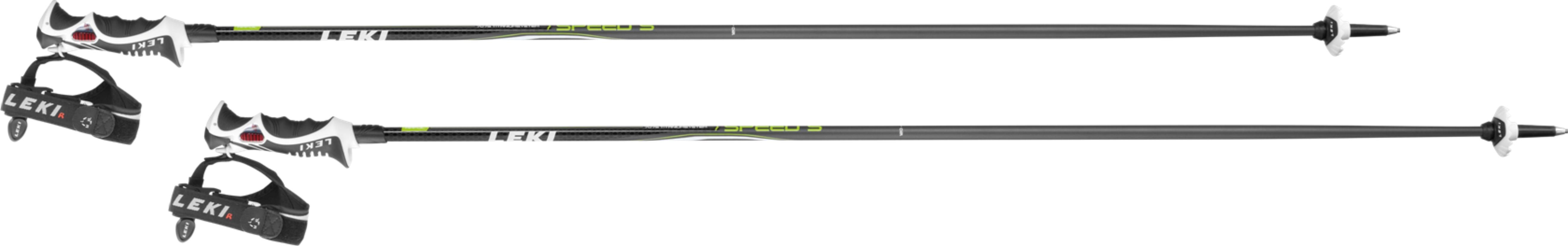 Leki Speed S green