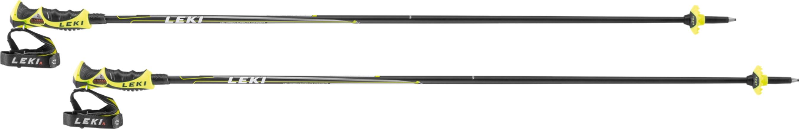 Kije narciarskie leki 14 S Yellow Go pro
