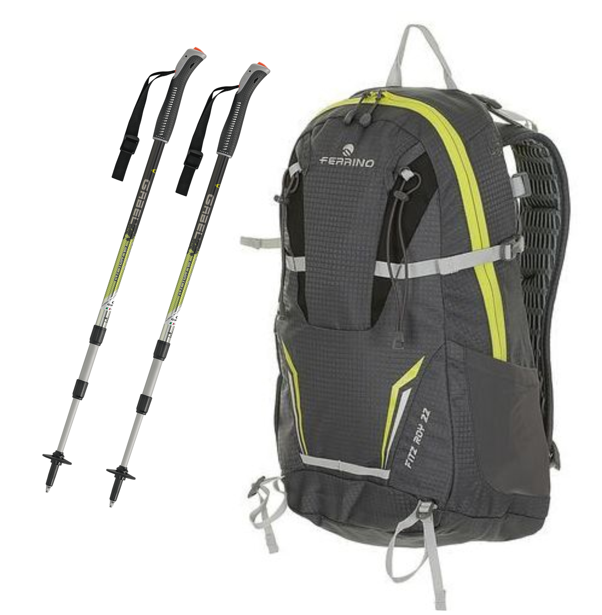 Kije gabel fusion nordic walking