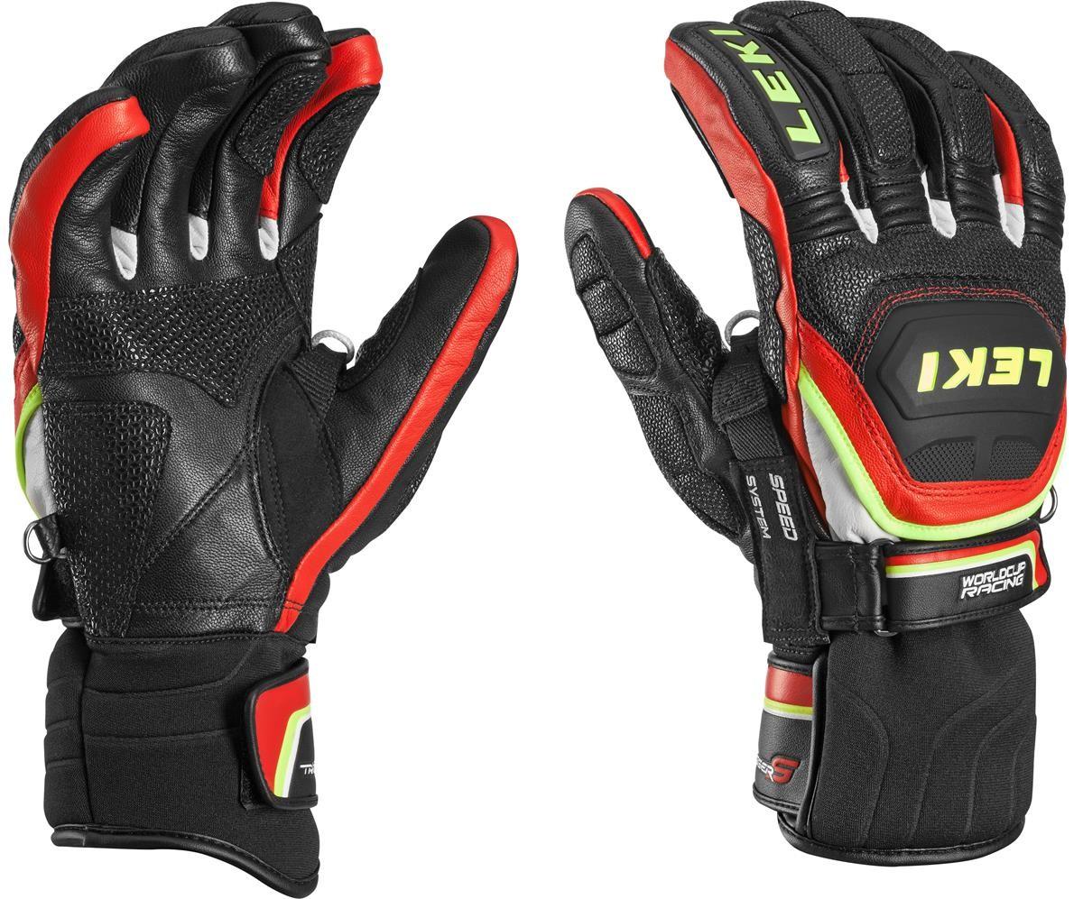 Rękawice narciarskie Leki WCR FLEX S Speed