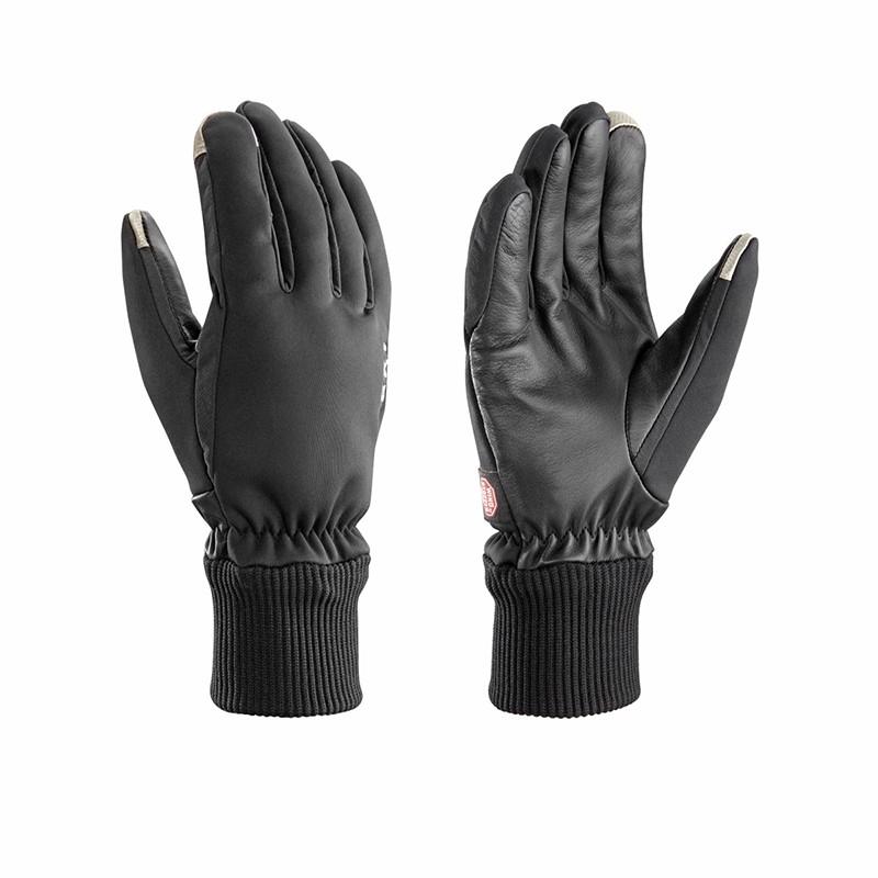 Ciepłe rękawice zimowe Leki do sportu.