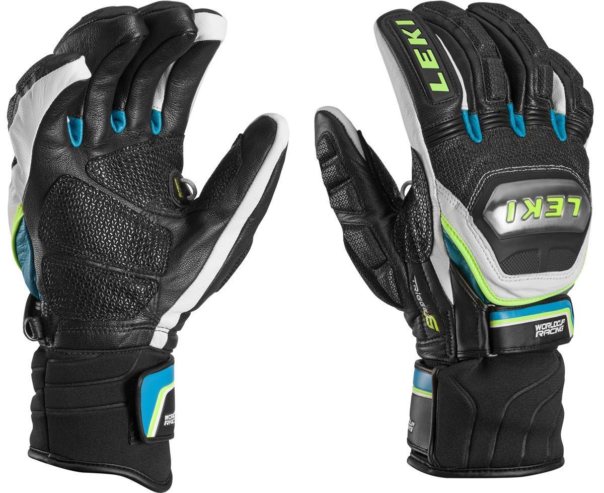 Rękawice narciarskie dla sportowców. Leki WCR Titanium S