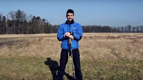 Nordic walking z Aleksandrem Wilanowskim - Rozgrzewka 1