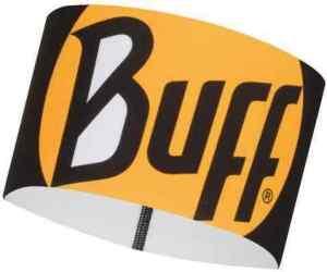BUFF® Opaska Tech Fleece Headband ULTIMATE LOGO BLACK