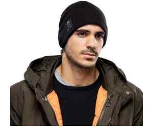 BUFF® Czapka Zimowa Knitted & Fleece Hat Solid BLACK