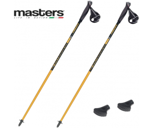 Masters Kije Nordic Walking PHYSIQUE 0.1 CARBON