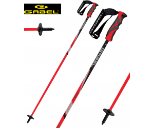 KIJE GABEL CARBON CROSS RED CC MATT