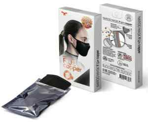 Maska filtrująca Naroo FU+ COPPER - L