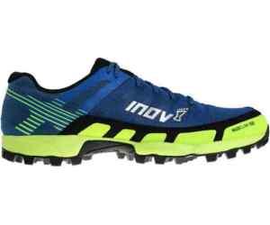 Buty do biegania w terenie Inov-8 Mudclaw 300 niebiesko-żółte damskie