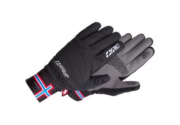 Ciepłe rękawiczki do nordic walking KV+ Cold Pro