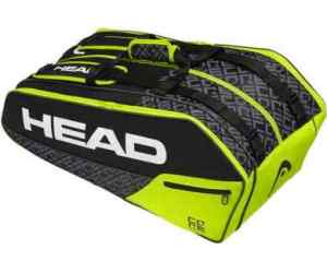 Torba Head Core 9R Super Combi Black / Neon Yellow