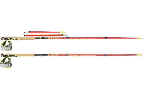 LEKI Micro Trail Pro red 115