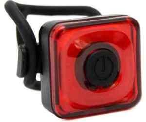 Lampa rowerowa tylna, Mactronic REDDY 1.1, 20 lm, ładowalna, zestaw (akumulator, uchwyt, kabel USB), pudełko