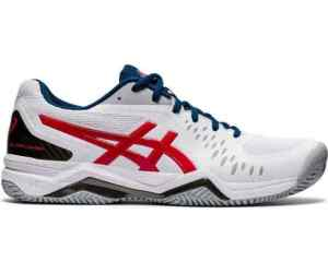 Buty Asics Gel-Challenger 11 Clay White / Red