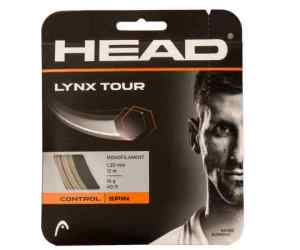 Naciąg tenis Head LYNX 1,30 mm Champagne