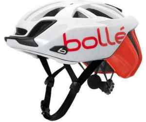 BOLLE THE ONE BASE White & Red 51-54cm
