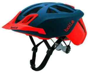 BOLLE THE ONE MTB Navy Red 54-58