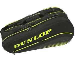 Torba Dunlop Performance 8 Racket Bag Black / Yellow