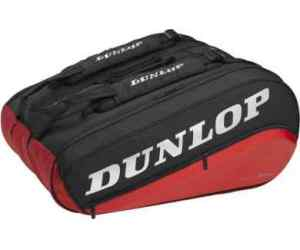 Torba Dunlop Performance 12 Racket Bag Black / Red