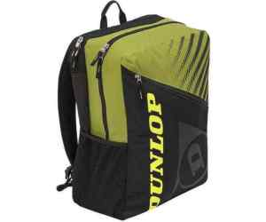 Plecak Dunlop SX Club Backpack Black / Yellow