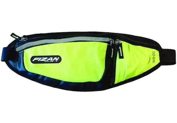 FIZAN Waist Bag/Pas czarny