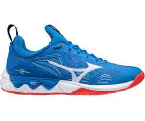 Buty Mizuno Wave Luminous 2 French Blue / White / Ignition Red