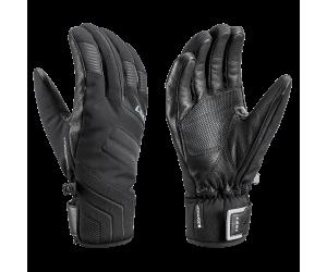 Ciepłae rękawice LEKI Falcon 3D Black
