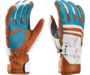 Rękawice narciarskie Leki Fuse Retro S blue