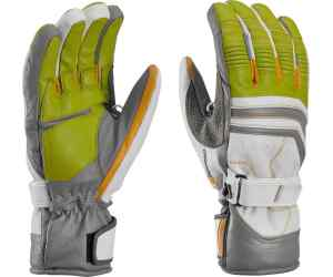 Rękawice narciarskie Leki Fuse Retro S lime