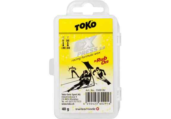 Smar TOKO Express Racing Rub-On 2.0