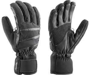 Rękawice narciarskie damskie Leki Core S GTX Lady black
