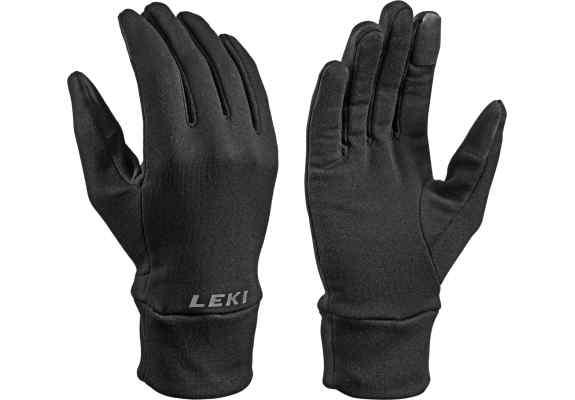 Rękawice LEKI Inner Glove mf touch black