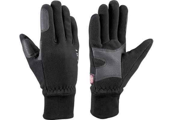 Rękawice LEKI Windstopper Fleece Lady black