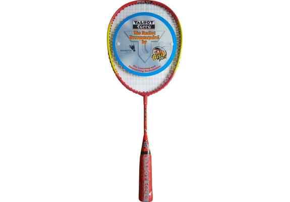 Rakietka do badmintona TALBOT Torro Bisi Mini czerwona