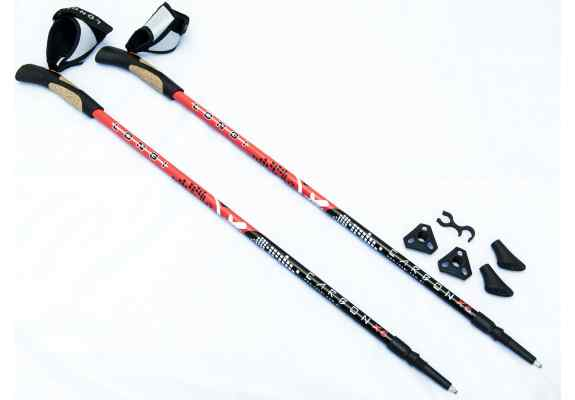 Kije Longi Carbon X6 - nordic walking