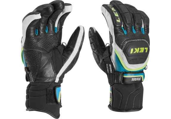Rękawice LEKI WCR Flex S Speed System blue