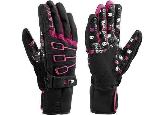 Rękawice LEKI Invader S Pink