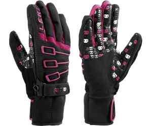 Rękawice narciarskie damskie Leki Invader S Pink