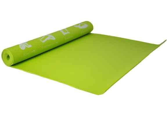 MATA DO YOGI AXER QUICK FIT 173x61x0,3cm j.zielony /A1770