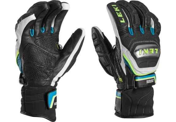 Rękawice narciarskie Leki WCR Titanium S blue rozmiar 11.0