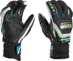 Rękawice narciarskie Leki WCR Titanium S blue