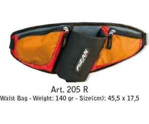 FIZAN Waist Bag/Pas pomarańczowy