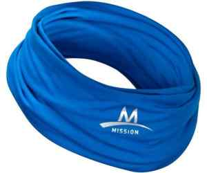Chusta Mission Multi Cool niebieska 108033IN-BLUE