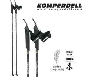 Kije nordic walking Komperdell - Carbon Aero Sport Tip