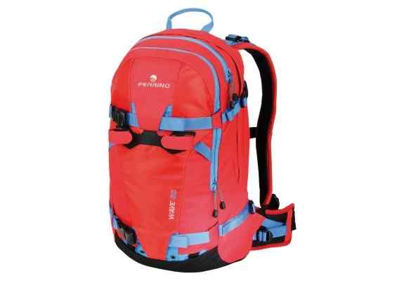 Plecak WAVE 30 RED Ferrino